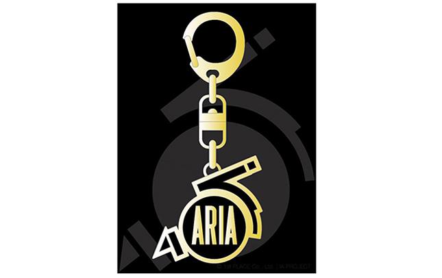 ARIA CHARM KEYHOLDER
