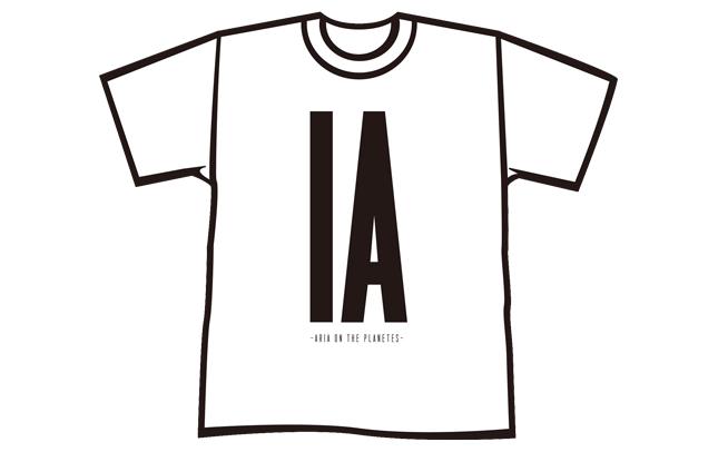 IA LOGO TEE(WHITE)