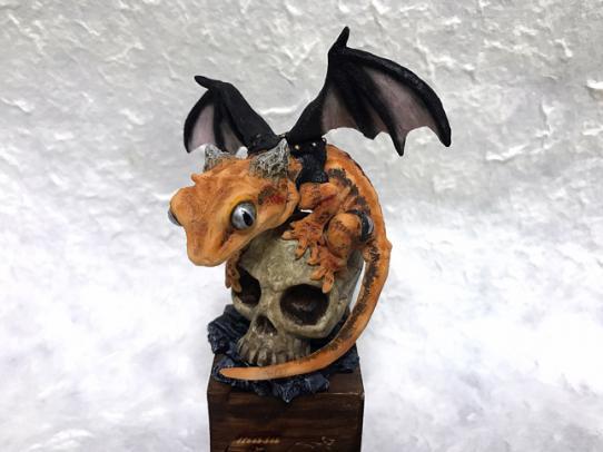悪魔ガーゴイルゲッコー オレンジ