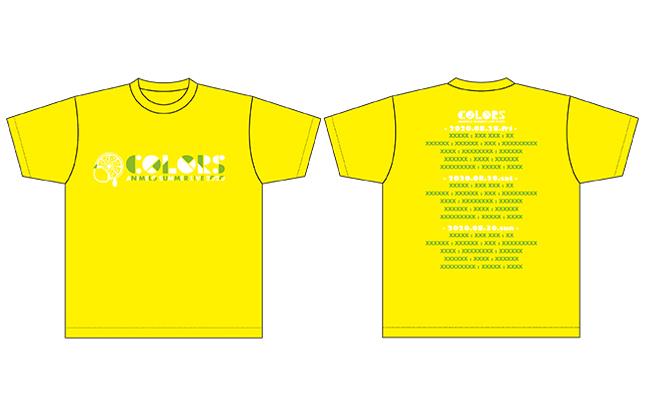 アニサマ2020 Tシャツ Yellow