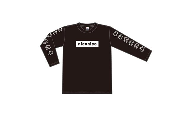 【ニコニコネット超会議2020】niconico ロングTシャツ