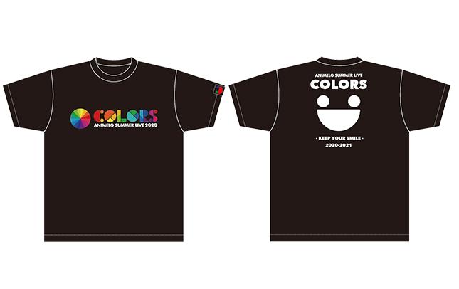 アニサマ2020 Tシャツ Black