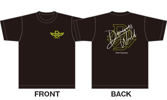 【ダンマス ワールド2】Tシャツ
