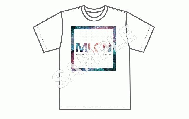 【めろちん】オリジナルTシャツ