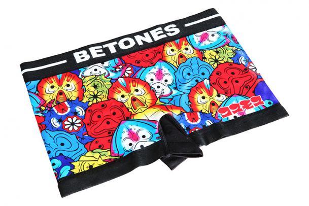 コスモスエーリアン×パンツ(BETONES) カラー:MIX