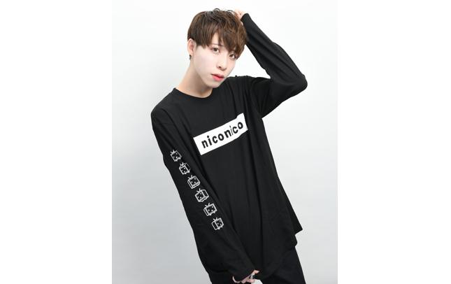 【niconico】ロングTシャツ