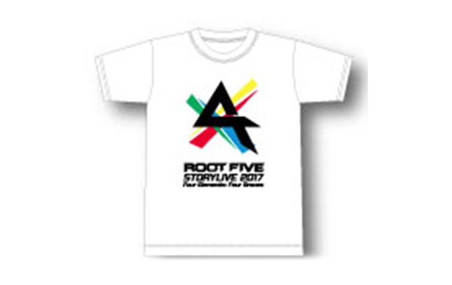【ROOT FIVE】「A」ツアーTシャツ