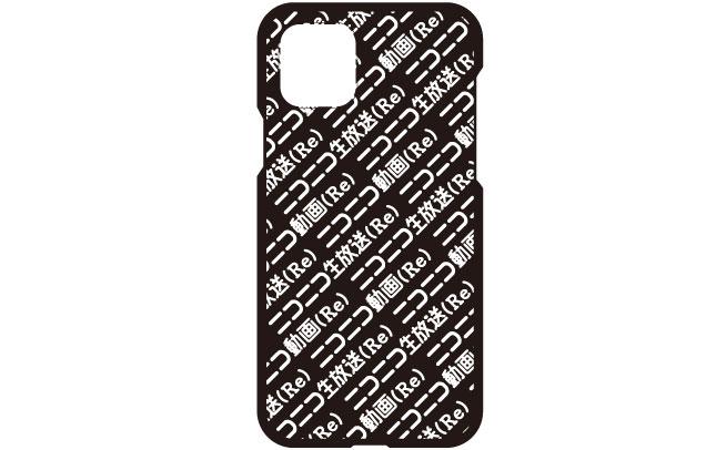 【ニコニコネット超会議2020夏】(Re) iPhone ケース - iPhone 11PROケース B