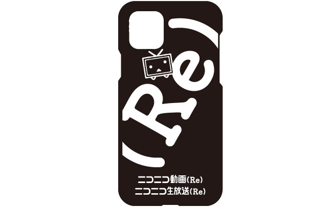 【ニコニコネット超会議2020夏】(Re) iPhone ケース - iPhone 11PROケース A