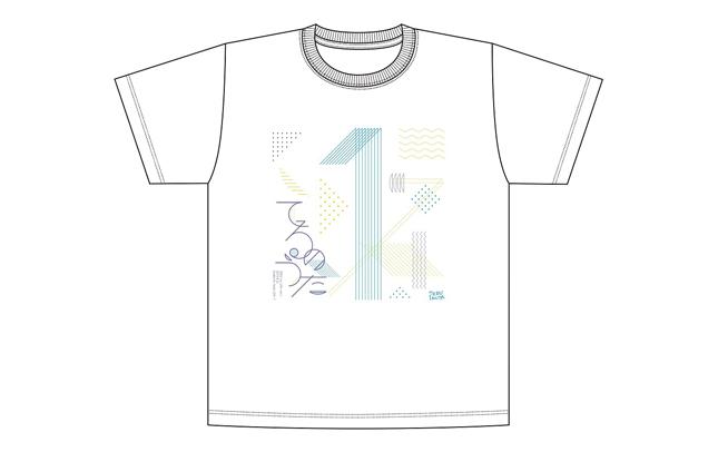 てるのうたvol.1~冷やしライブ、はじめました~記念Tシャツ