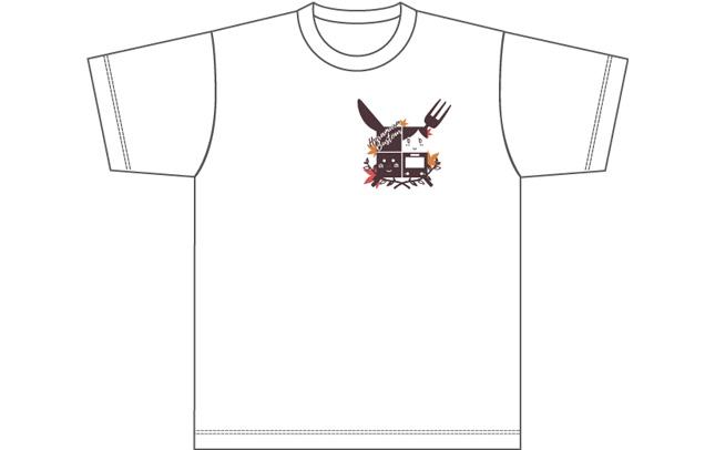 はらみーと行くバスツアー 特製Tシャツ