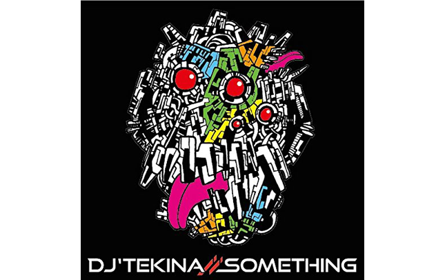 【DJ'TEKINA//SOMETHING】 CD:「DJ'TEKINA//SOMETHING」紙ジャケ仕様